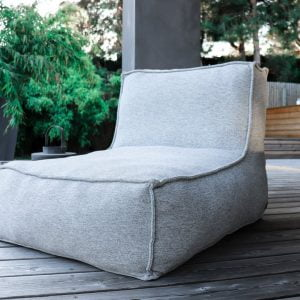 TROISPOMMES LOUNGE CHAIR